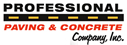 Professional Paving & Concrete